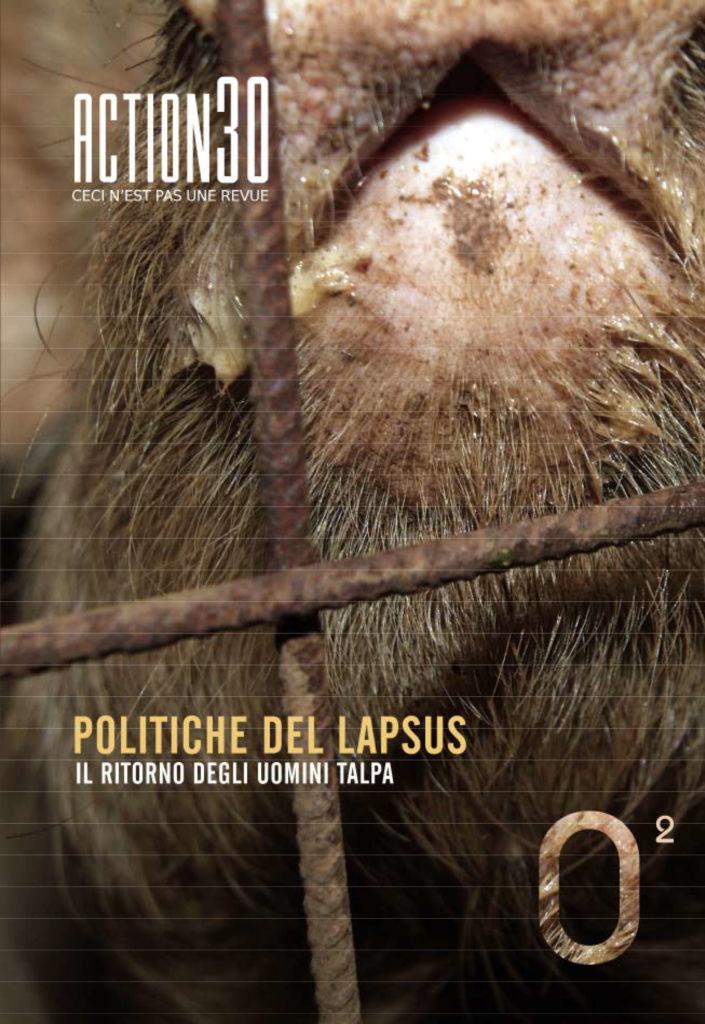 Il saggio grafico: Politiche del Lapsus